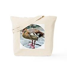 Wet Duck Tote Bag