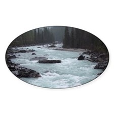 Rocky Mountains: Kicking Horse Rive Decal