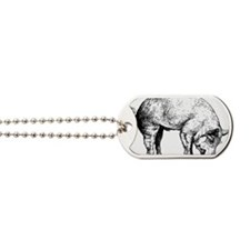 Piggy Dog Tags