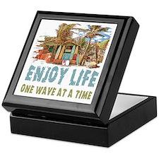 Enjoy Life Keepsake Box