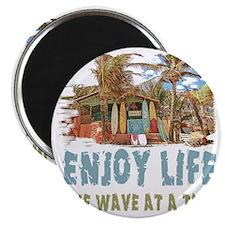Enjoy Life Magnet