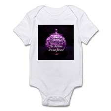 The Children Are Our Future Infant Bodysuit