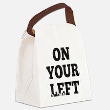OYL_Black Canvas Lunch Bag