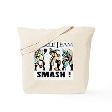 Muscle Team Smash Tote Bag