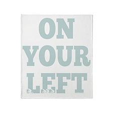 OYL_Blue Throw Blanket