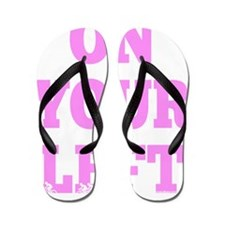 OYL_Pink Flip Flops