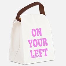 OYL_Pink Canvas Lunch Bag