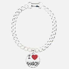 i heart sharon Bracelet