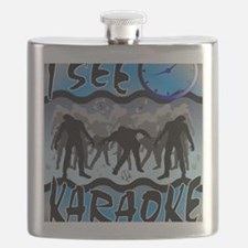I SEE KARAOKE PEOPLE! Flask