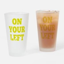 OYL_Yellow Drinking Glass