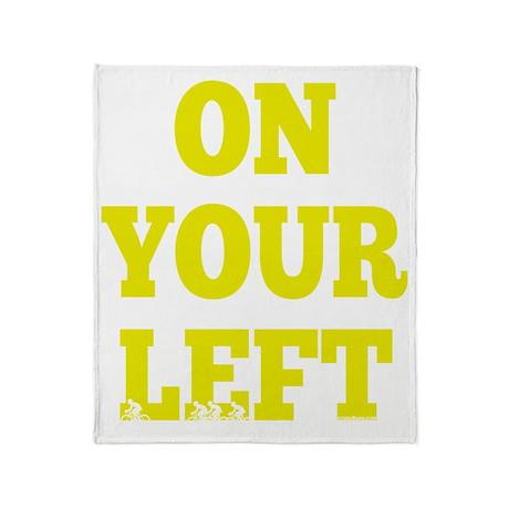 OYL_Yellow Throw Blanket