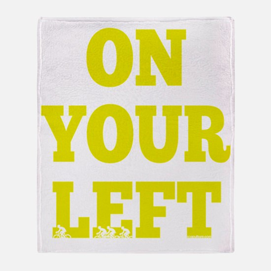 OYL_Yellow Throw Blanket