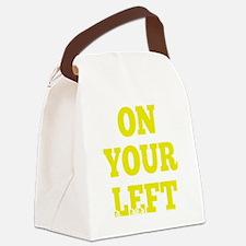 OYL_Yellow Canvas Lunch Bag