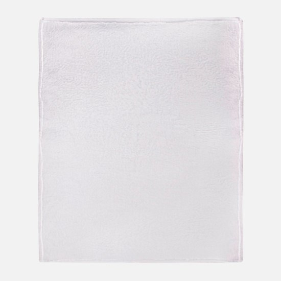 OYL_White Throw Blanket