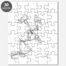 Tin Man Puzzle