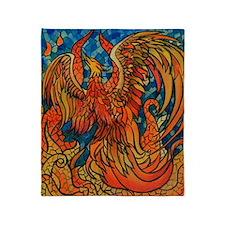 Haven Phoenix Throw Blanket