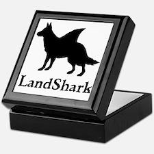 LandShark Large Keepsake Box