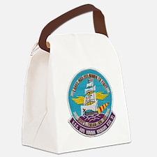 uss bon homme richard cva patch t Canvas Lunch Bag