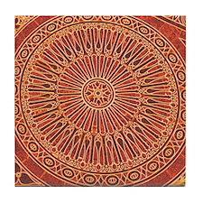 Italian red Tile Coaster
