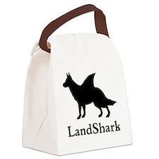 LandShark Large Canvas Lunch Bag
