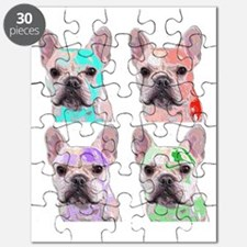 Plasticized Ted Puzzle