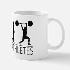 The Origin of Athletes Small Small Mug