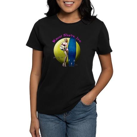 KSI Beach Girl Women's Dark T-Shirt