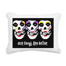 Misfits Rectangular Canvas Pillow