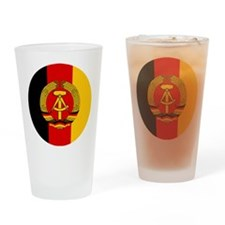 DDR Drinking Glass