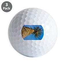 Palm tree Golf Ball