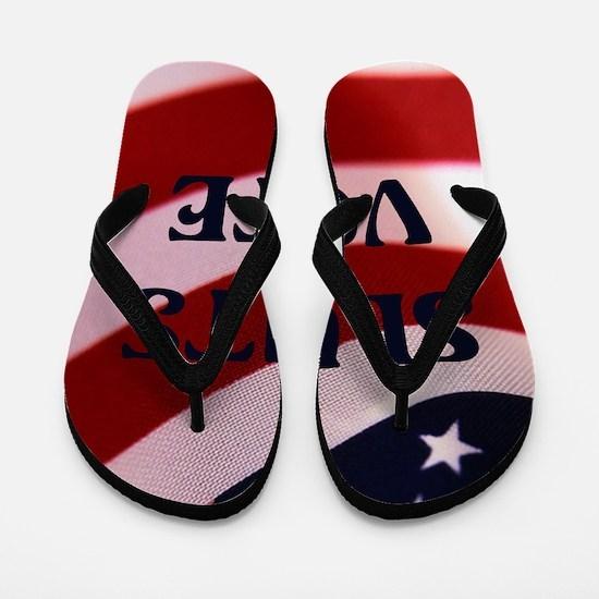 Sluts Vote Flip Flops