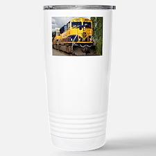 Alaska Railroad engine Stainless Steel Travel Mug