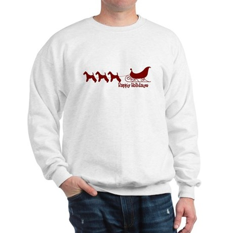 "Wire Fox ""Sleigh"" Sweatshirt"