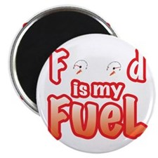 Food is my Fuel Magnet