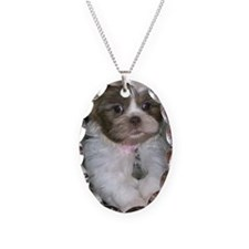 Princess the Shih-Tzu Necklace