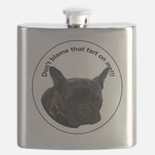 Don't blame that fart on me! Flask