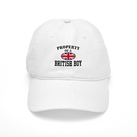 Property of a British Boy Cap