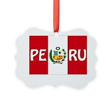 Peru Ornament