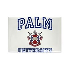 PALM University Rectangle Magnet