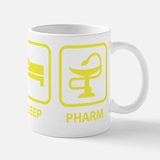 EatSleepPharm1D Mug