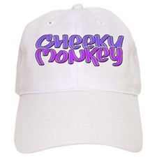 Cheeky Monkey Baseball Cap