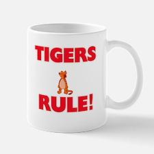 Tigers Rule! Mugs