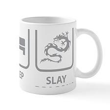 EatSleepSlayDragons1C Mug