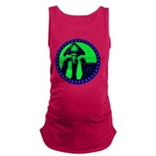 Aleister Crowley Maternity Tank Top