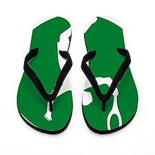 tennis player Flip Flops