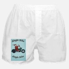 jingle-bike1 Boxer Shorts
