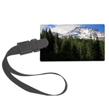 Mount Shasta 16 Luggage Tag