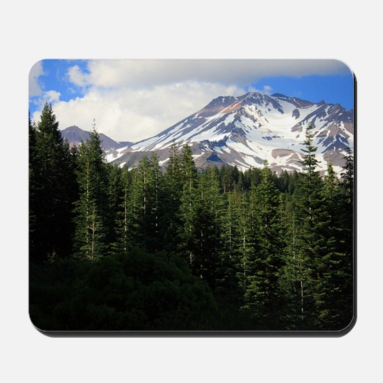 Mount Shasta 16 Mousepad