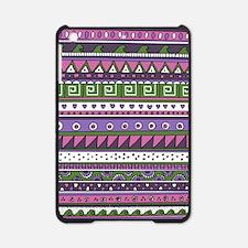 Pink and Purple Tribal Pattern iPad Mini Case