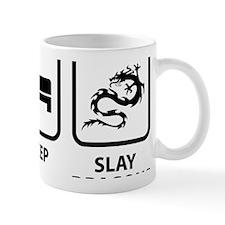 EatSleepSlayDragons1A Mug